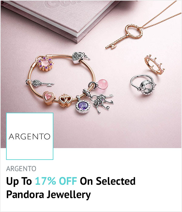 Argento homepage banner