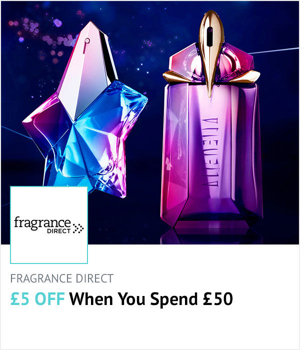 Fragrance Direct homepage banner