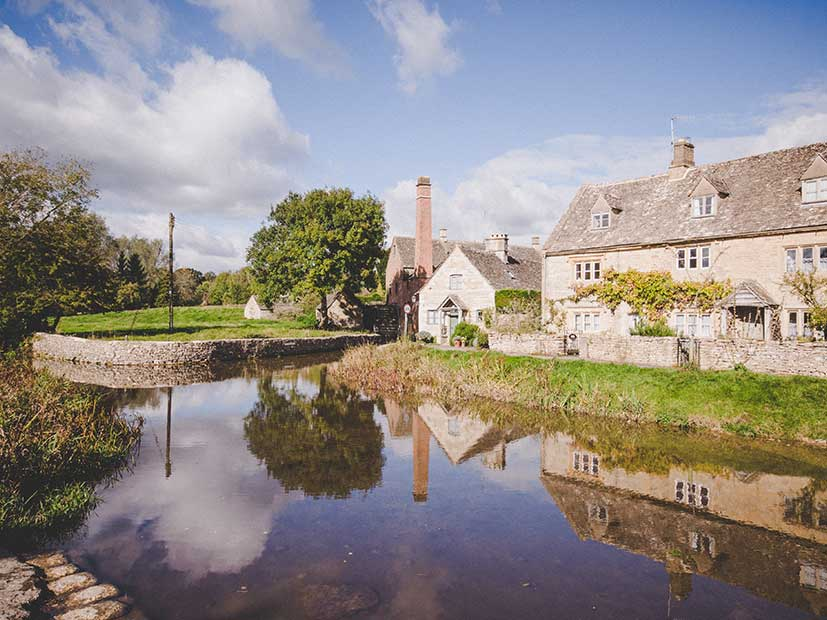Top UK Holiday Destinations - Cotswolds