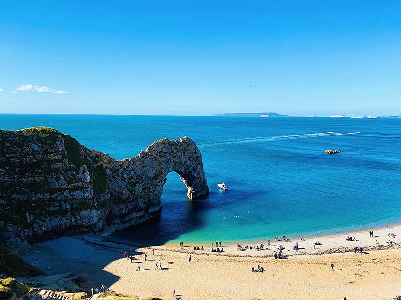 Top UK Holiday Destinations - Durdle Door, Dorset