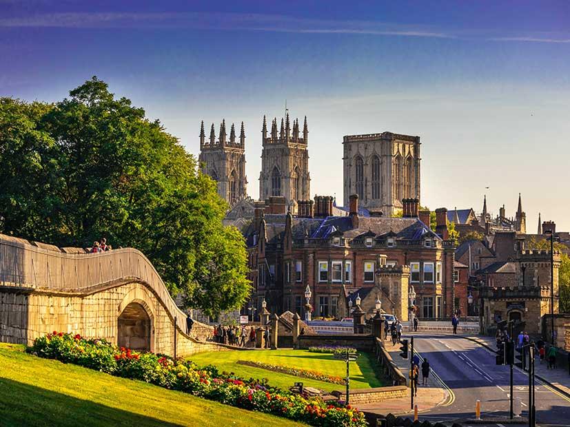 Top UK Holiday Destinations - York Minster, York